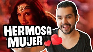 REACCION a Trailer Final de JUSTICE LEAGUE / Mylo Brizuela