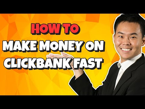 Clickbank For Beginners 2020: How To Make Money On Clickbank Fast