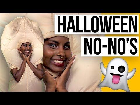 DON'T BE A D*CK! Top 5 Dumbest Halloween Costume Ideas EVER // Fringe Binge | HISSYFIT