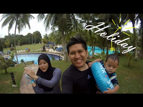Weekend Escape - La Stella Water Theme Park (ThiEYE T5)