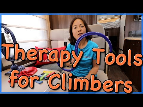 Therapy Tools For Climbers