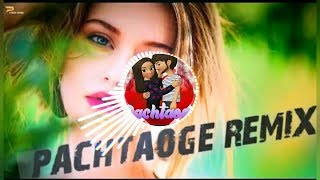 Pachtaoge Dj Remix | Mix By-Dj Gyan (gyan music)MR OFFICIAL