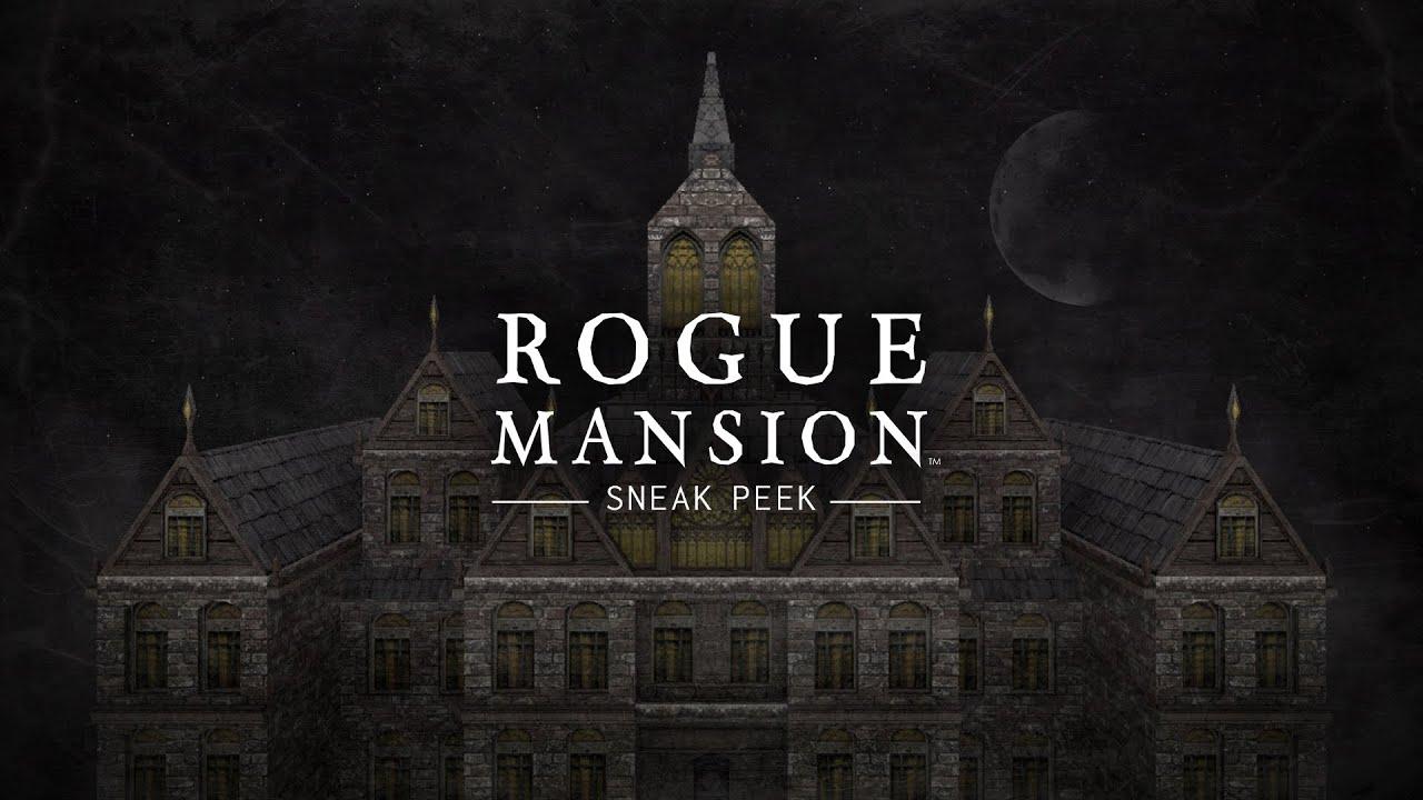 Rogue Mansion Sneak Peek - Humble Original April 2021