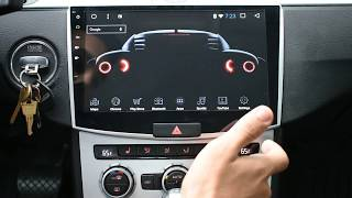 Video Best radio for  VW (android 6.0 10.1 inch display) cc/magotan/passat/tiguan compatible download MP3, 3GP, MP4, WEBM, AVI, FLV Agustus 2018