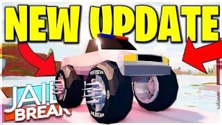 🔴JAILBREAK ROBLOX NEW GARAGE CATALOG UPDATE IS HERE! ROBLOX JAILBREAK NEW UPDATE! thumbnail