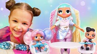 Куклы ЛОЛ сюрприз и Сладкая LOL вечеринка - Видео для девочек