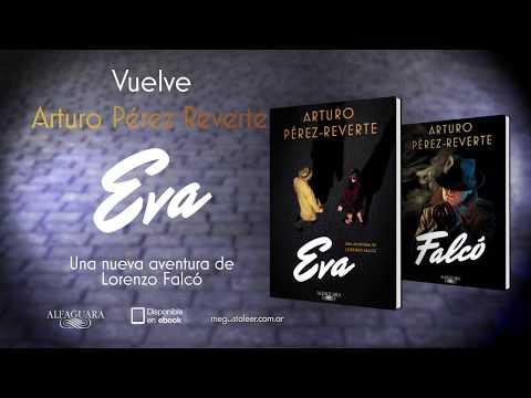 Libro EVA De Arturo Pérez Reverte