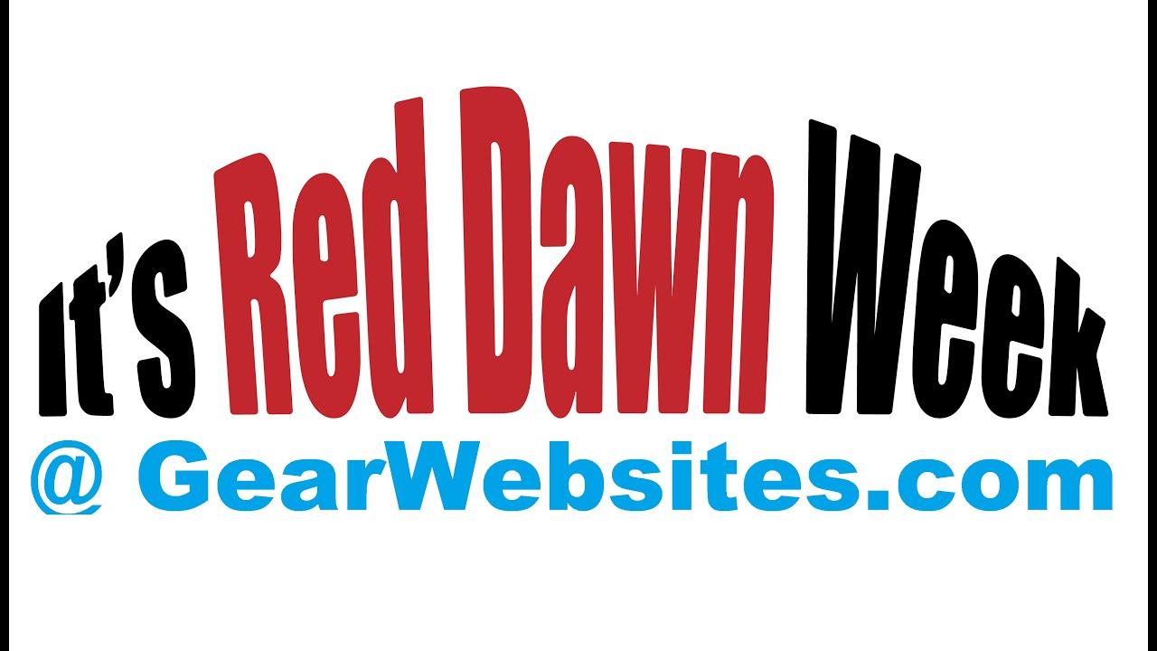 Red Dawn Week 2021