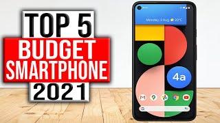 Best Budget Smartphones in 2021|5 Best Cheap Smartphones