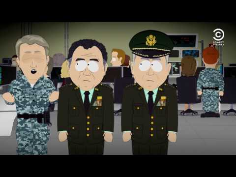 President Garrison - South Park | Comedy Central UK