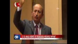 17-25 Aralık Rüşvet Ve Yolsuzlukla Mücadele Haftası'nda MHP'nin Konferansları Antalya İle Devam Etti