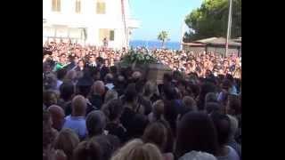 Monasterace, i funerali di Mary Cirillo
