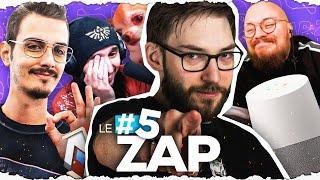 LE ZAP #5 - LESTREAM À LA MAISON ! 🔥