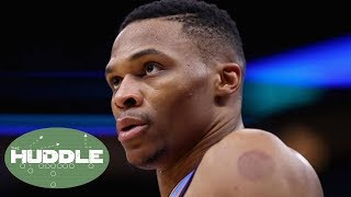 Are Russell Westbrook Stats Impressive Or Is He Just A Stat Padder? | Huddle