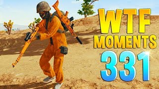 PUBG Daily Funny WTF Moments Highlights Ep 331