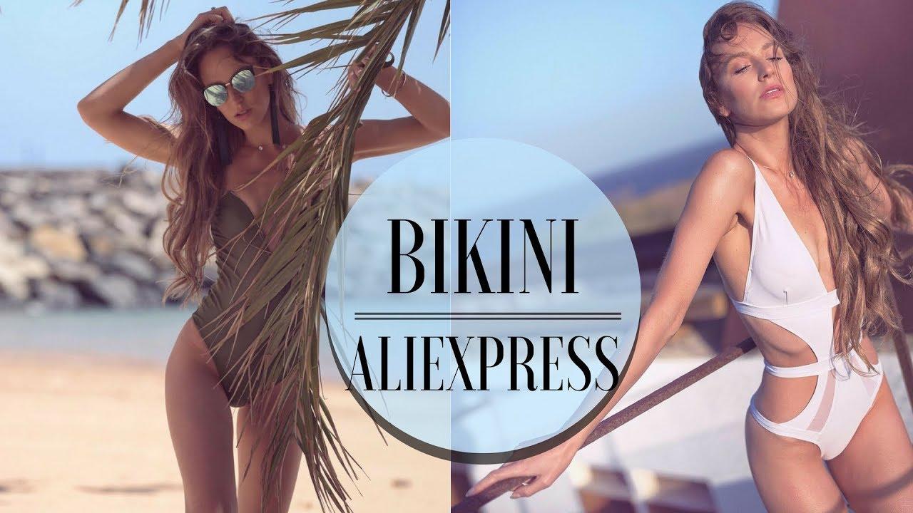 КУПАЛЬНИКИ С АЛИЭКСПРЕСС 2018 -  ПРИМЕРКА | ОБЗОР | ALIEXPRESS Bikini review