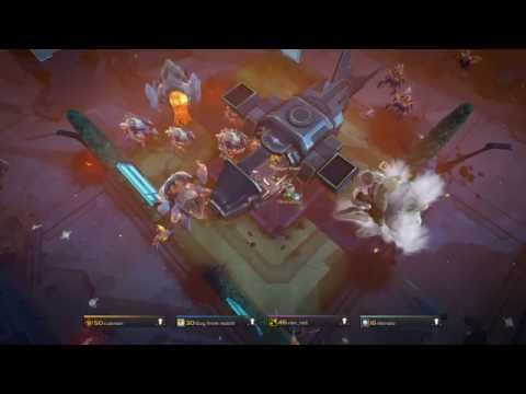 Helldivers - War 20 Defending Martyr's Bay vs Bugs |