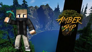 Minecraft Amber SMP Episode 1: The Launch!