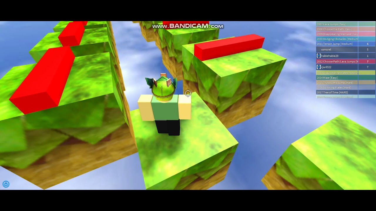 The History Of Roblox With Voice Roblox 2004 2018 Obby