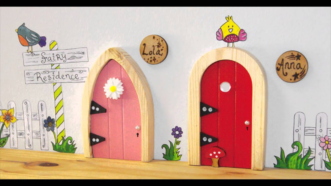Magical Irish Fairy Doors !  sc 1 st  YouTube & Magical Irish Fairy Doors ! - YouTube