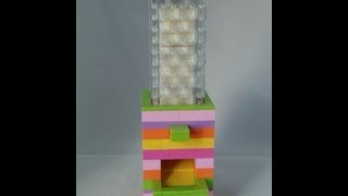 Lego Hi-chew Dispenser