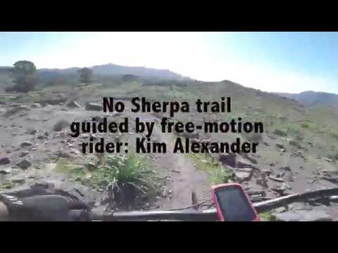 No sherpa trail