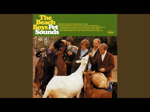 the beach boys here today the stereo mix