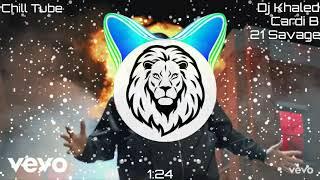 DJ Khaled - Wish Wish ft. Cardi B, 21 Savage(Bass Boosted)