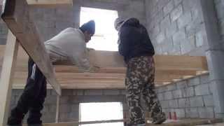 Каркас деревянного пола(, 2013-11-19T23:26:10.000Z)