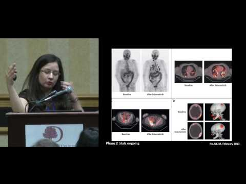 thyroid cancer novel chemotherapies papfoll thyroid