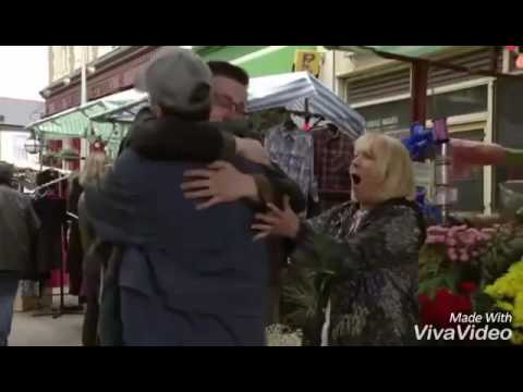 EastEnders - Jay & Ben Reunite (Julia's Theme) 13th October 2016