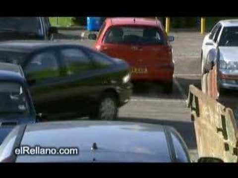 Una Forma rara de estacionarse 2