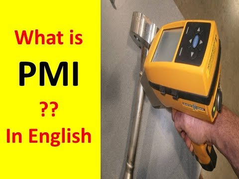 What Is PMI??|| What Is Positive Material Identification?? ||Chalkpen Ndt