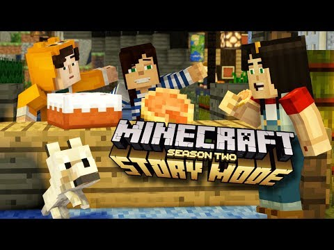 BACK IN ACTION! - MINECRAFT STORY MODE SEASON 2 (EP.1)