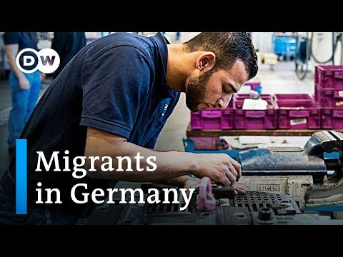 Will migrants save the German economy? | DW News