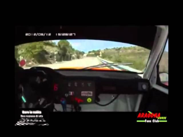 Giuseppe Aragona 50° Cronoscalata Svolte di Popoli_Gara2 Camera_car (Aragona Corse)