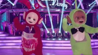 Teletubbies dance to Biggie Smalls ft. Thomas the Tank Engine