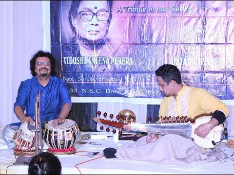 Pandit Bickram Ghosh I Shiraz Ali Khan (FULL HD)