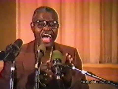 Dr. Yosef Ben-Jochannan   Lies & Distortions: African History Revisited - Apr 1992