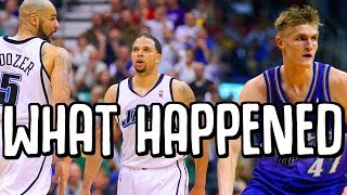 What Happened To The Deron Williams Carlos Boozer Utah Jazz