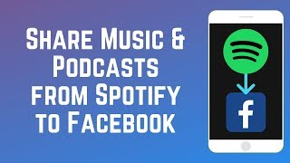 How to Share Music from Spotify to Facebook Stories
