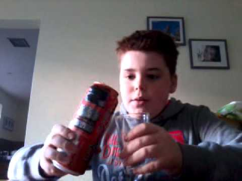 energy drink review 6 : rockstar juiced mango