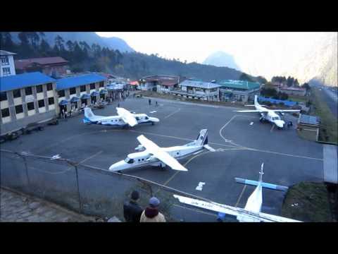 Why Lukla, Nepal