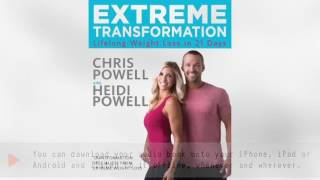 """"""" Extreme Transformation: Lifelong Weight Loss in 21 Days Audiobook 