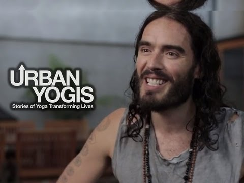 Russell Brand's Story - Transformation Through Yoga | URBAN YOGIS - Deepak Chopra