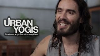 Russell Brand's Story – Transformation Through Yoga