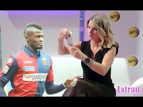 Émilie Fiorelli (SS10): Elle se confie sur sa relation avec le footballeur M'Baye Niang!