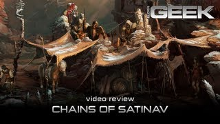 The Dark Eye - Chains of Satinav Video Review