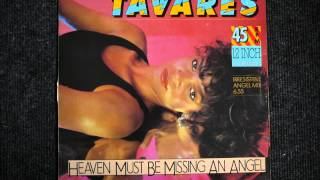 Tavares   Heaven Must Be Missing An Angel Original 12 inch Version B Liebrand 1985