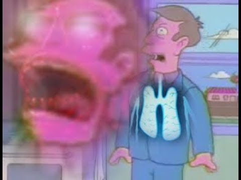 Steamed Hams but they breath a lot for the lack of oxygen